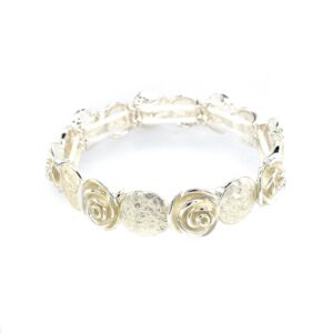 Armband Rose silber schmal
