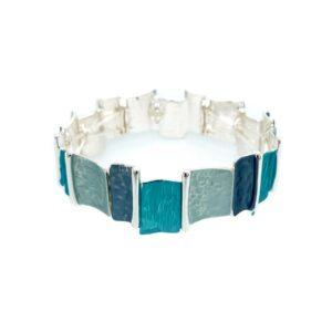 Armband blau türkis